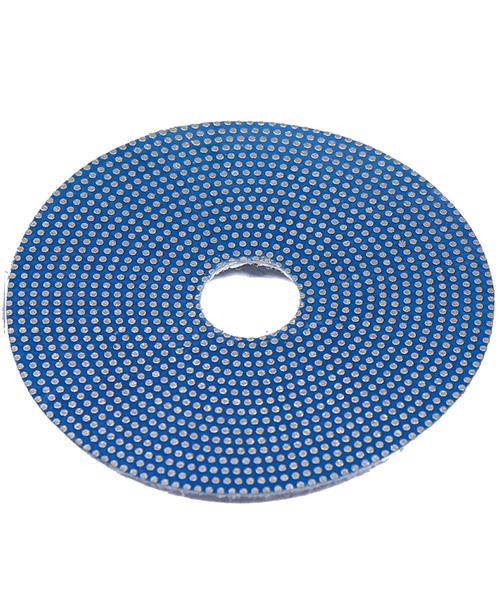 Electroplated Polishing Pad (Stone)