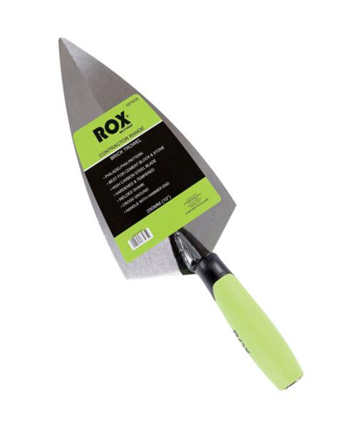 ROX® Brick Trowel - Contractor Range