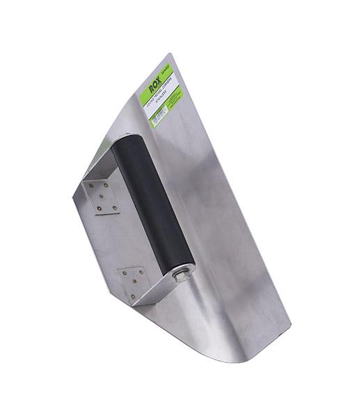 ROX® Corner Coving Trowel - Stainless Steel