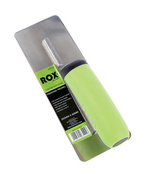ROX® Midget Finishing Trowels - Contractor Range
