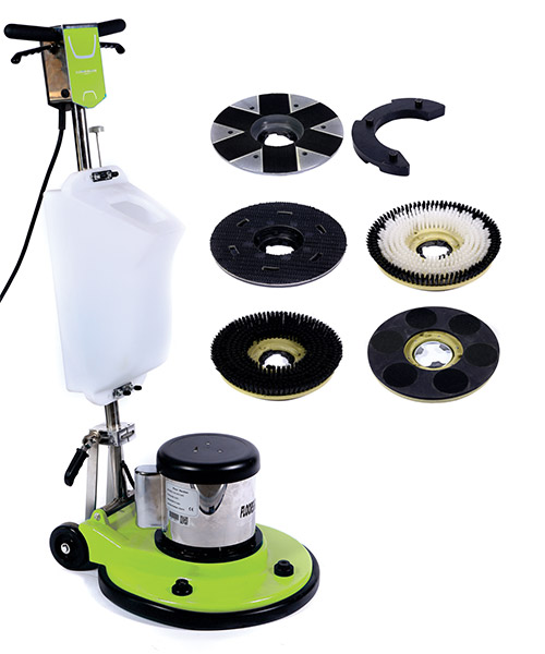 Rox® Mp 17 Sander / Polisher