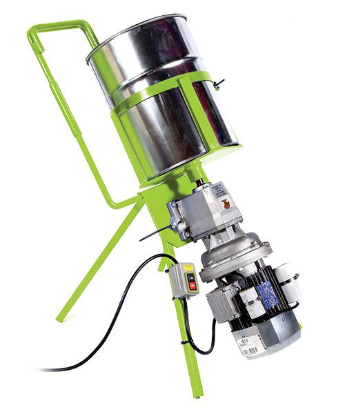ROX® Screed Mixer (Pan Mixer)