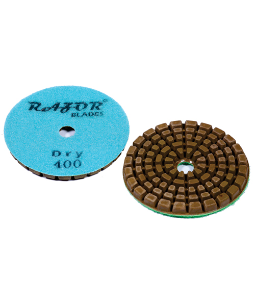 Resin Polishing Pads (Concrete)