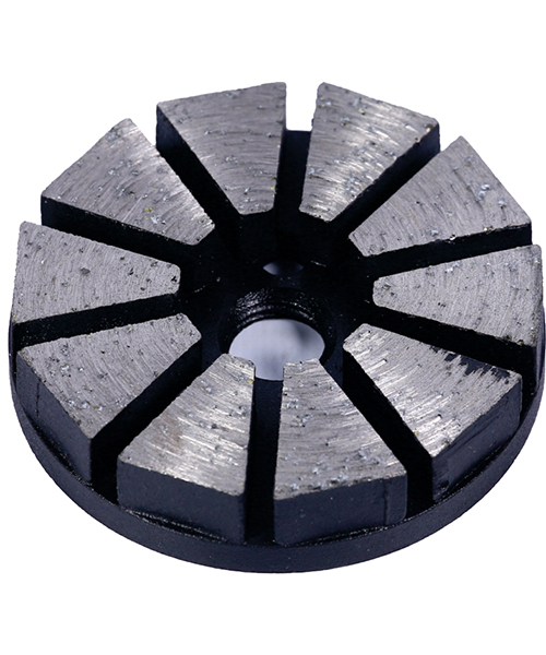 Round Metal Grinding Discs - For grinding and shaping stone