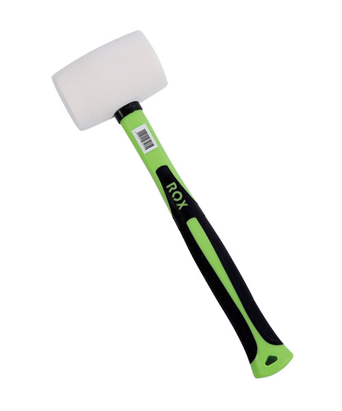 Rox® Piece Mallet - White Rubber